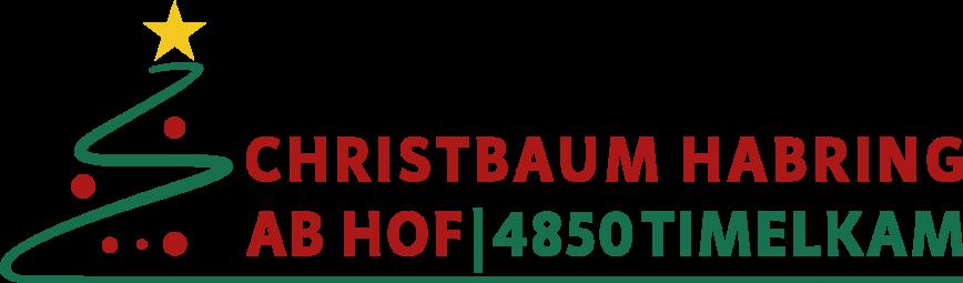 Christbaum Verkauf Habring Logo